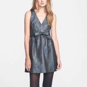 Parker Claudette Woven Fit N Flare Dress